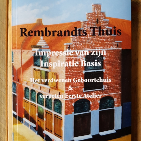 Boek Rembrandts Thuis